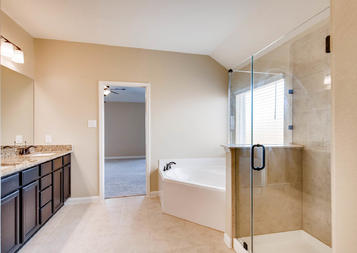 Hendrie Master Bathroom